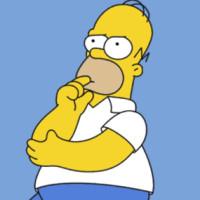 Homer Simpson responderá en directo preguntas en un próximo episodio