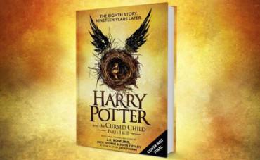 Furor por el nuevo libro de Harry Potter