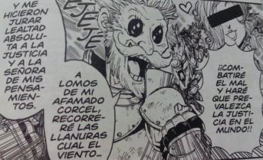 Transforman 'El Quijote' en manga