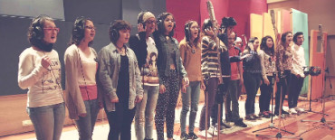 18 jóvenes con cáncer cantan canción de superación junto a artistas famosos
