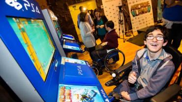 Crean videojuegos para jóvenes con parálisis cerebral