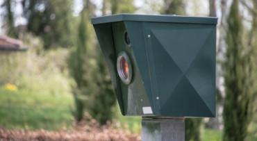 Instalado el primer radar cuyas recaudaciones se destinarán a ayudas sociales
