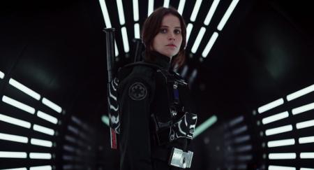 Ya está aquí el esperado tráiler de 'Rogue One: Una historia de Star Wars'
