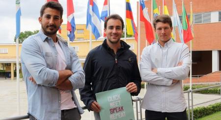 Alumnos de la UPO crean una web que ayuda aprender idiomas