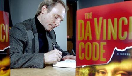 Dan Brown publica una versión de 'El código Da Vinci' para el público juvenil