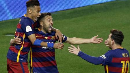 El FC Barcelona consigue el doblete