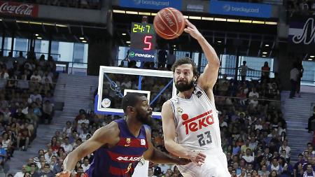 El Real Madrid, campeón de la Liga ACB