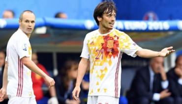 España cae eliminada de la Eurocopa