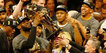 Cleveland Cavaliers, campeones de la NBA 2015-16