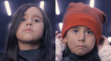 ¿Cómo reaccionarías si vieras a una niña de 6 años sola en la calle?