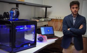 Joven ingeniero crea un sistema de impresión 3D de órganos humanos