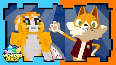 'Wonder Quest', la propuesta educativa basada en Minecraft que triunfa en YouTube
