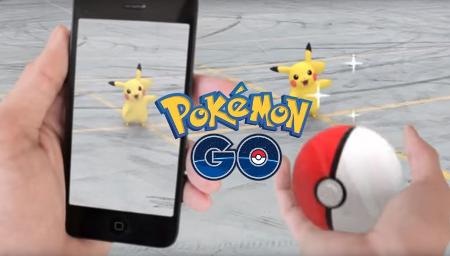 Pokémon Go, la app más descargada en EE.UU.