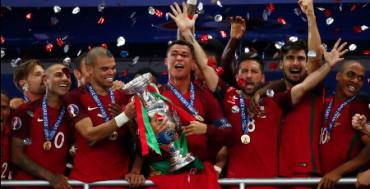 Portugal consigue su primera Eurocopa