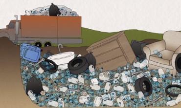 Éste es el destino de las botellas de plástico según dónde las tiras
