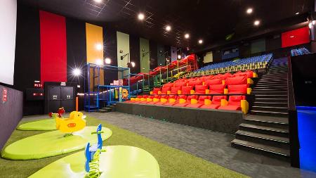 Madrid abre la primera sala de cine exclusiva para ni os for Sala junior islazul