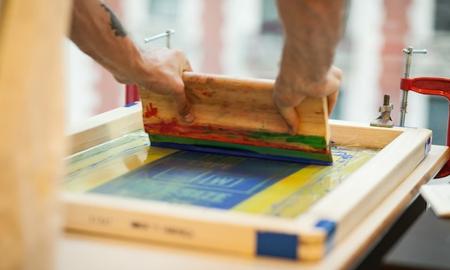Proyecto 'The traveling': jóvenes desempleados de Málaga se forman en artes gráficas