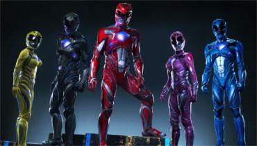 Primer tráiler de 'Power Rangers'