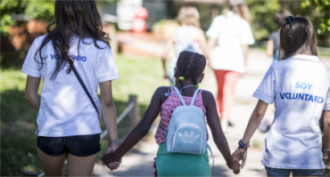 El 70% de los alumnos universitarios que colabora con ONG son mujeres