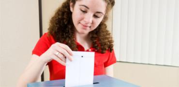 Rechazada la propuesta de adelantar la edad de voto a los 16 años