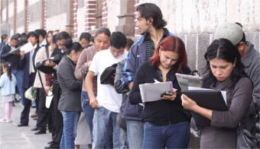Los jóvenes en Latinoamérica no tienen buenas perspectivas de empleo