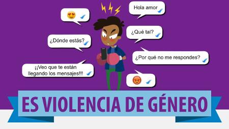 Diez formas de violencia de género digital