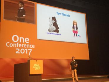 Con 11 años piratea una conferencia de ciberseguridad para controlar su peluche