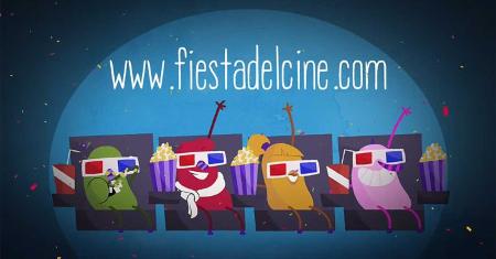 Nueva edición de la Fiesta del Cine en octubre
