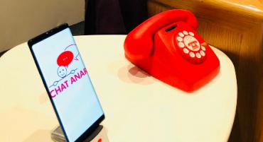 Chat Anar, app para que niños y adolescentes alerten de la violencia que sufren