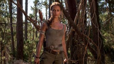 Primer tráiler de la nueva Lara Croft