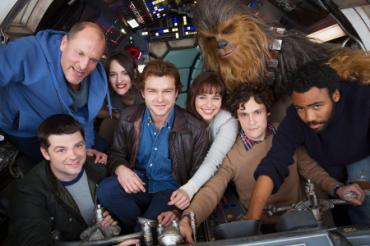 Primer tráiler de 'Solo: A Star Wars Story'