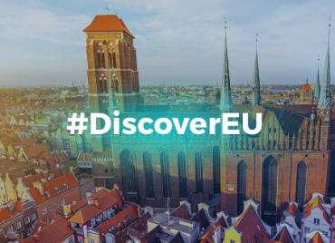 'DiscoverEU' permitirá a 15.000 jóvenes viajar gratis por toda Europa