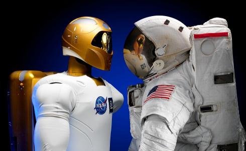 Los niños creen que en el futuro compartirán el trabajo con robots