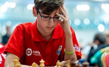 Pedro Ginés es el nuevo campeón del Mundo de ajedrez sub 14