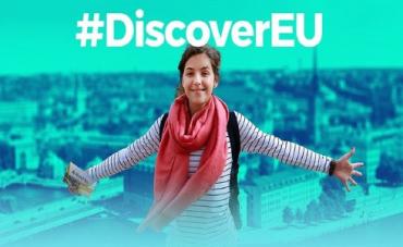 12.000 jóvenes descubrirán Europa gratis gracias a DiscoverUE
