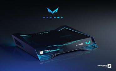 El mejor eslogan para la Mad Box se llevará 10.000 dólares y juegos de por vida