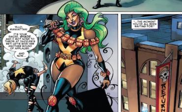 Marvel presenta a Shade, la primera mutante drag queen