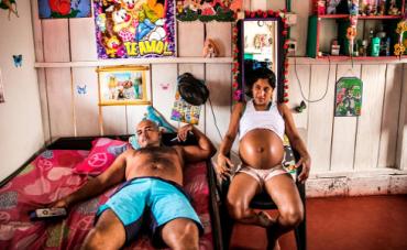 World Press Photo nomina por primera vez a una mujer