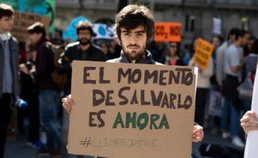 15-M: primera huelga global para reclamar políticas contra el cambio climático