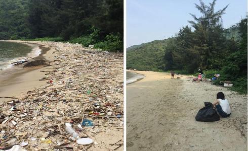 """""""Trashtag Challenge"""", el reto viral que nos anima a limpiar el planeta"""