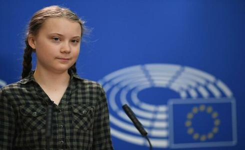 Greta Thunberg: 'No ignoréis a los científicos y a los jóvenes en la huelga por el clima. No nos falléis'