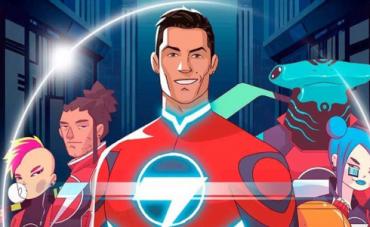 Cristiano Ronaldo será un superhéroe en el cómic Striker Force 7