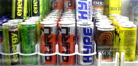 Las bebidas energéticas pueden afectar al corazón