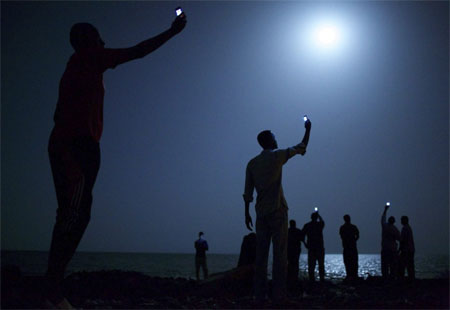 John Stanmeyer gana el World Press Photo