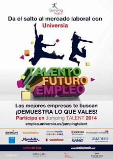 II edición del certamen de talento juvenil 'Jumping Talent'