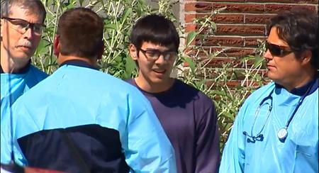Un joven evita una masacre en la universidad Seattle Pacific