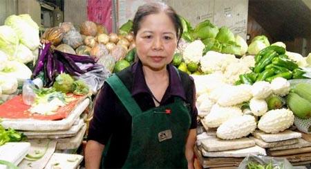 Chen Schu Chu trabaja 18 horas diarias y dona casi todo lo que gana