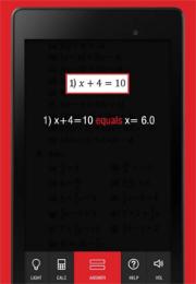 AutoMath Photo Calculator