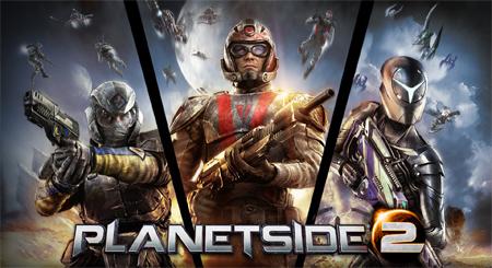 Récord mundial de jugadores online simultáneos en PlanetSide 2