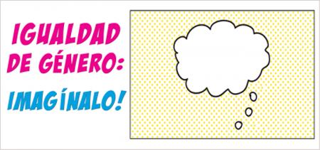 Concurso de cómics y viñetas sobre igualdad de género